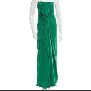 3.1 Phillip Lim Strapless Dress